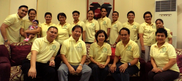 MAP Missionary workers and Board members.